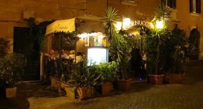 La Cornucopia a Trastevere Rome image 1
