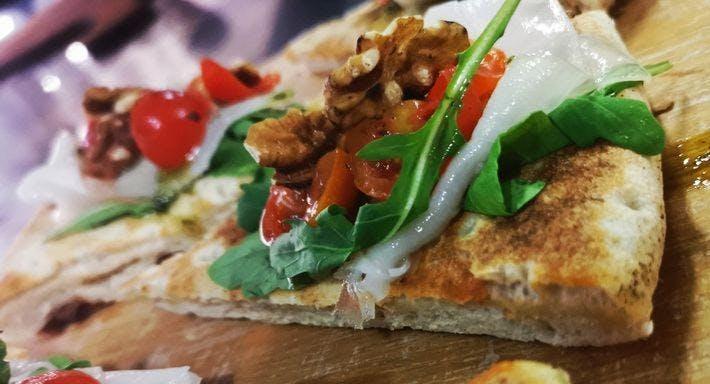 PizzaRound - Vertemate