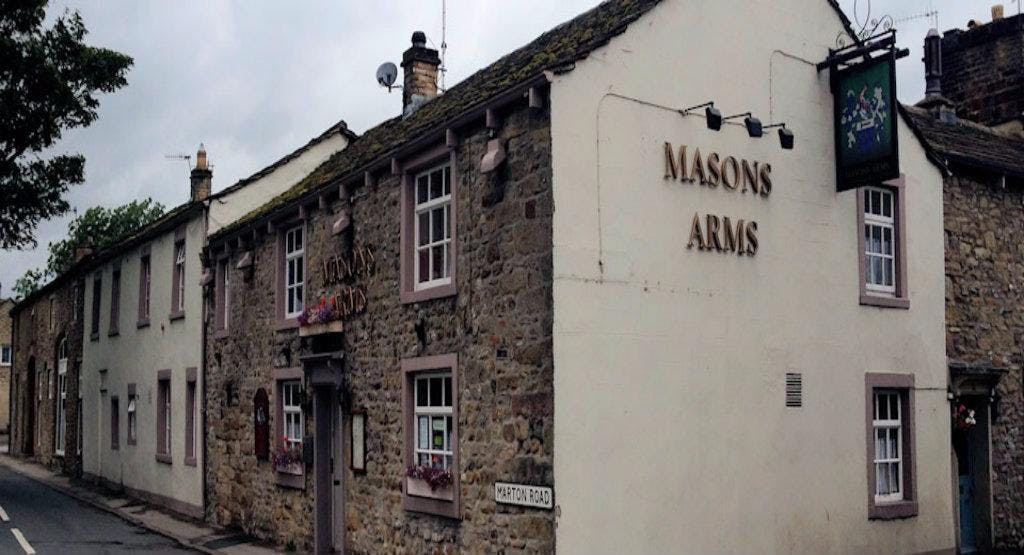 The Masons Arms Skipton image 1