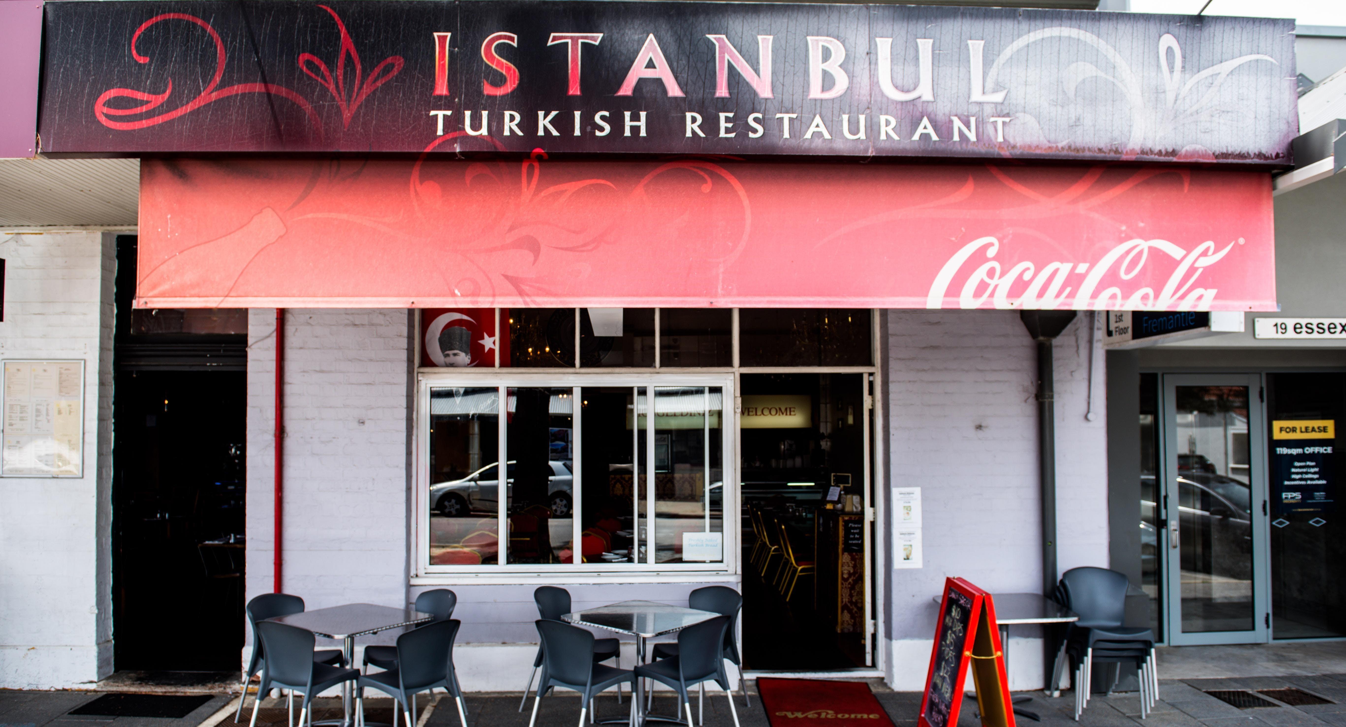 View The Menu At Istanbul Turkish Restaurant Perth