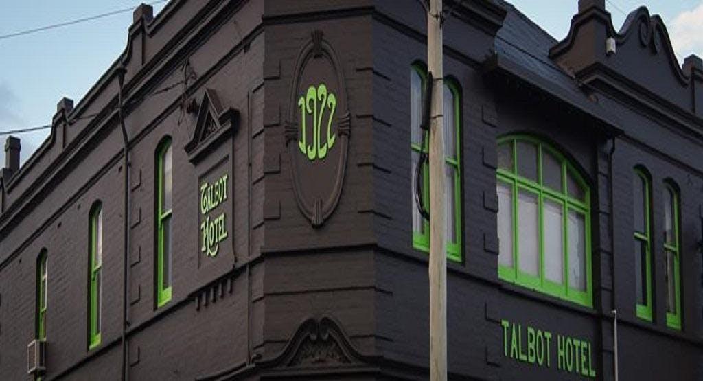 The Talbot Hotel Hobart image 1