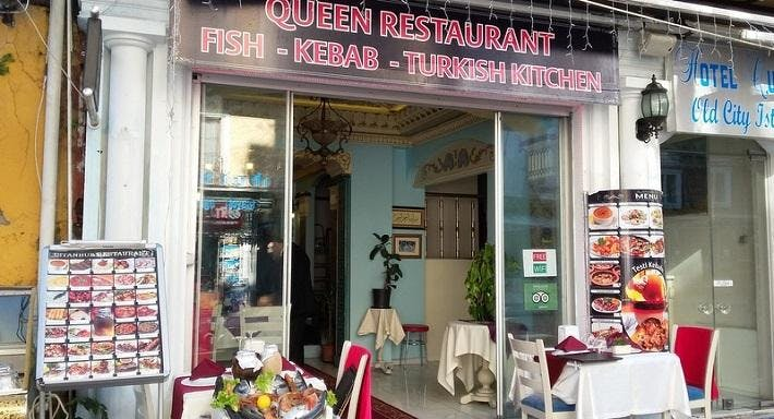 Queen Fish & Kebap House
