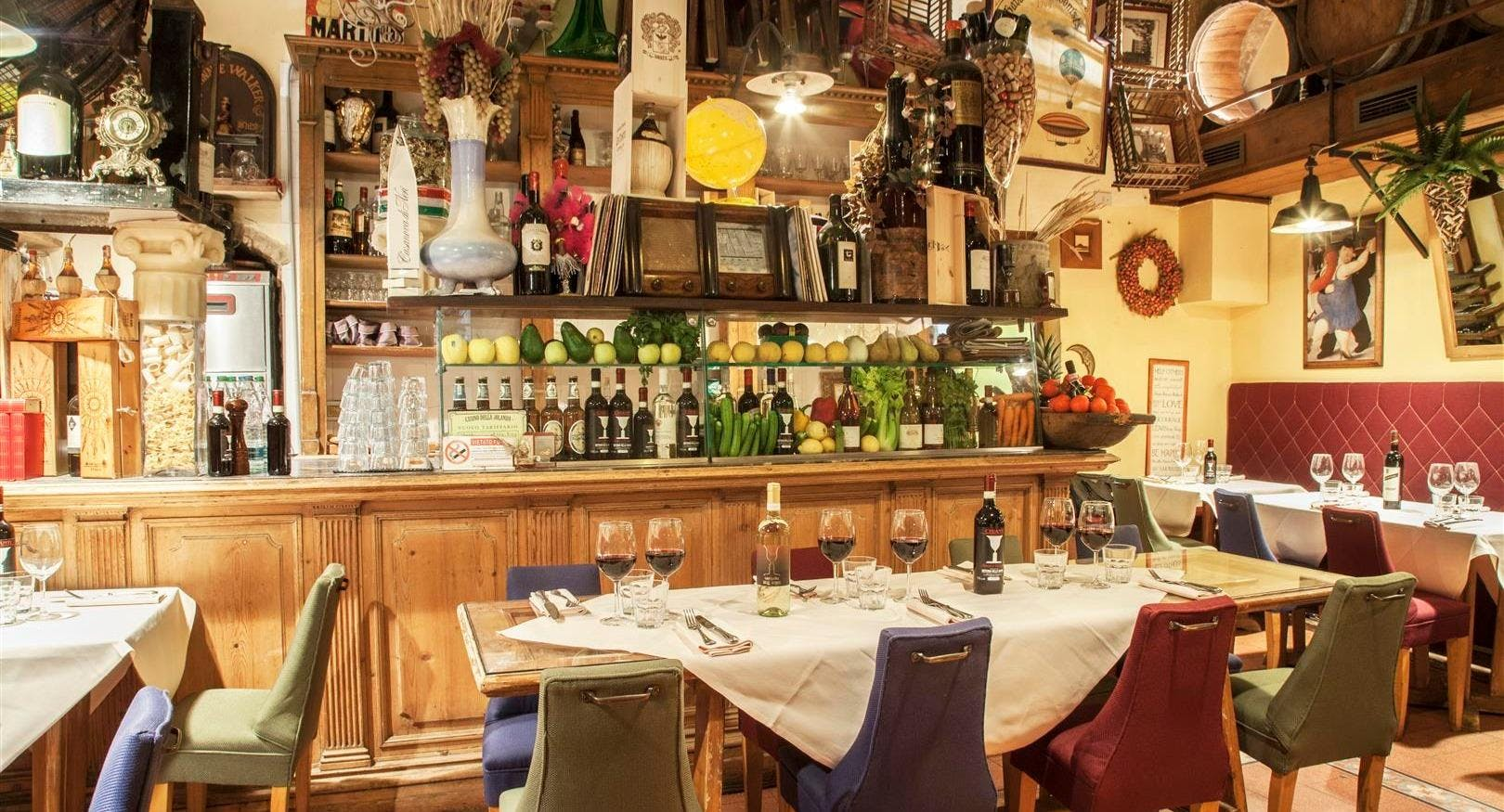 Osteria Belle Donne Florence image 1