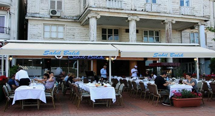 Sahil Restaurant Burgazada İstanbul image 1