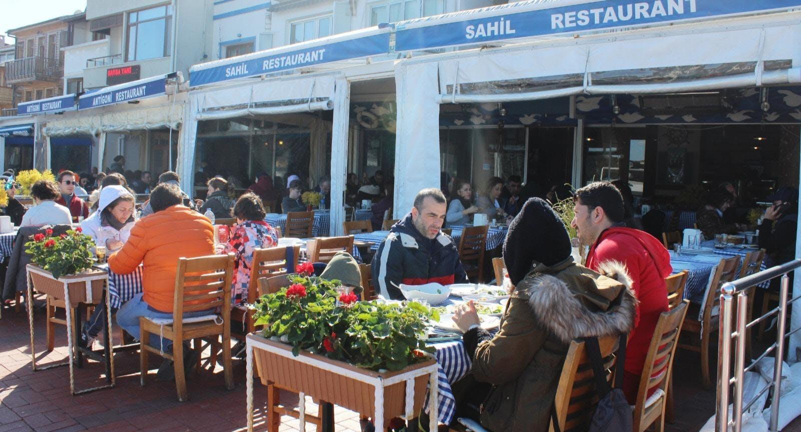 Photo of restaurant Sahil Restaurant Burgazada in Burgazada, Istanbul
