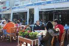 Sahil Restaurant Burgazada