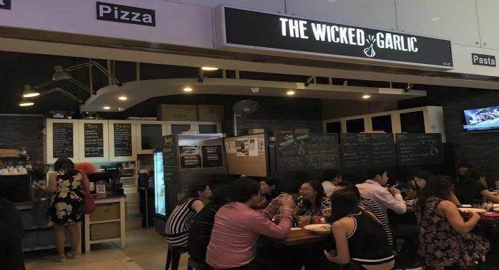 The Wicked Garlic - Clifford Centre Singapore image 2