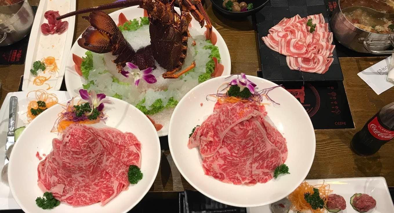 Dainty Sichuan Hot Pot - CBD