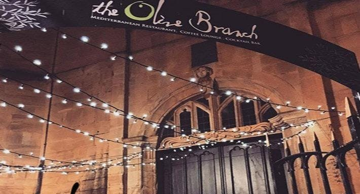The Olive Branch Mediterranean Bistro