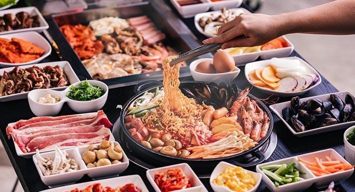 I'm Kim Junior BBQ & Army Stew
