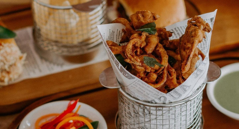 Photo of restaurant Nutmeg Indian Cuisine in Albion, Brisbane