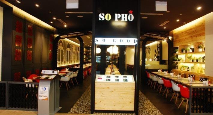 So Pho - JEM Singapore image 1