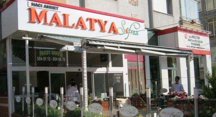 Hacı Ahmet Malatya Sofrası