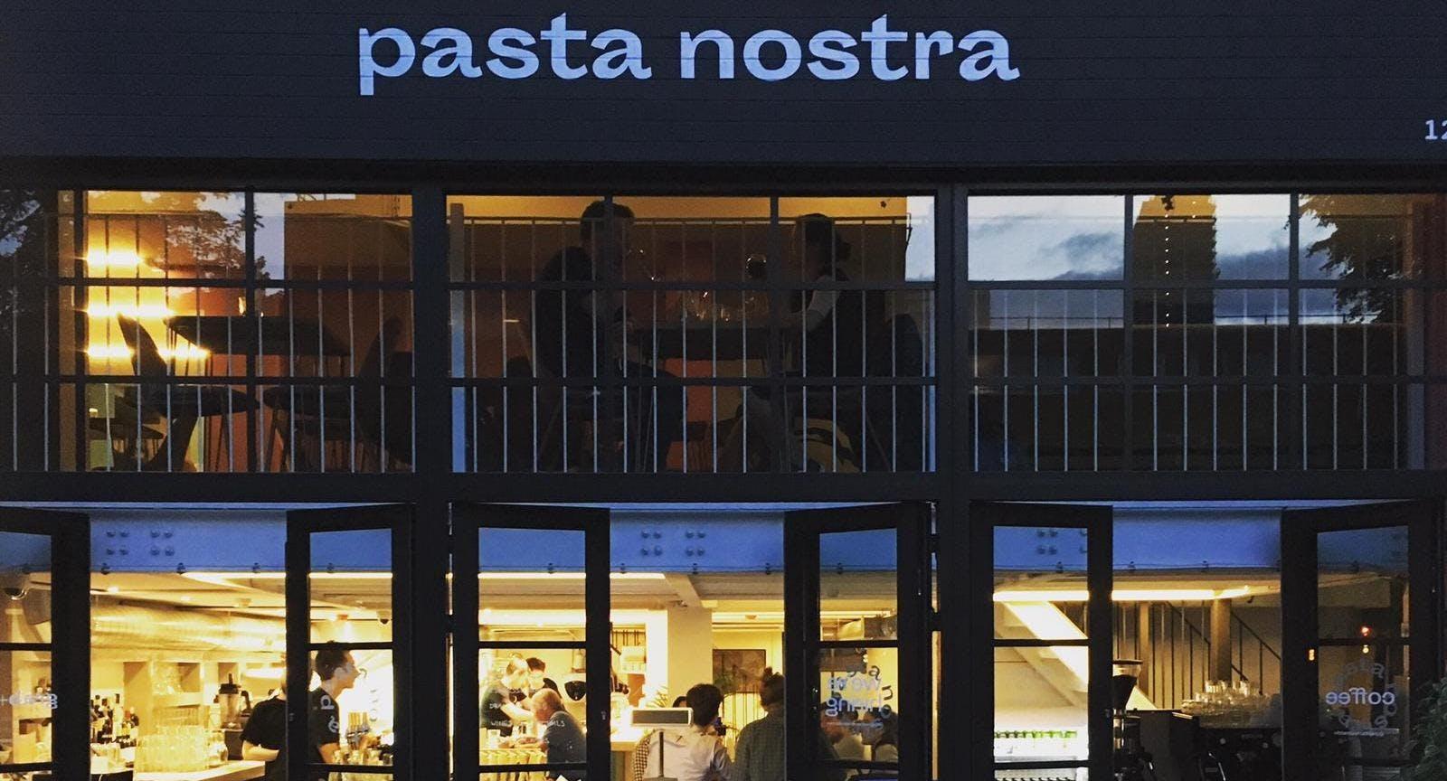 Pasta Nostra London image 3