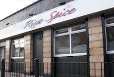 Restaurant Risa Spice in Bebington, Birkenhead