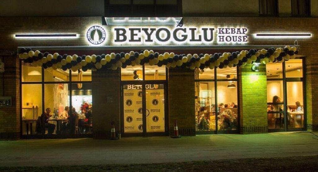 Beyoglu Kebap House Hamburg image 1