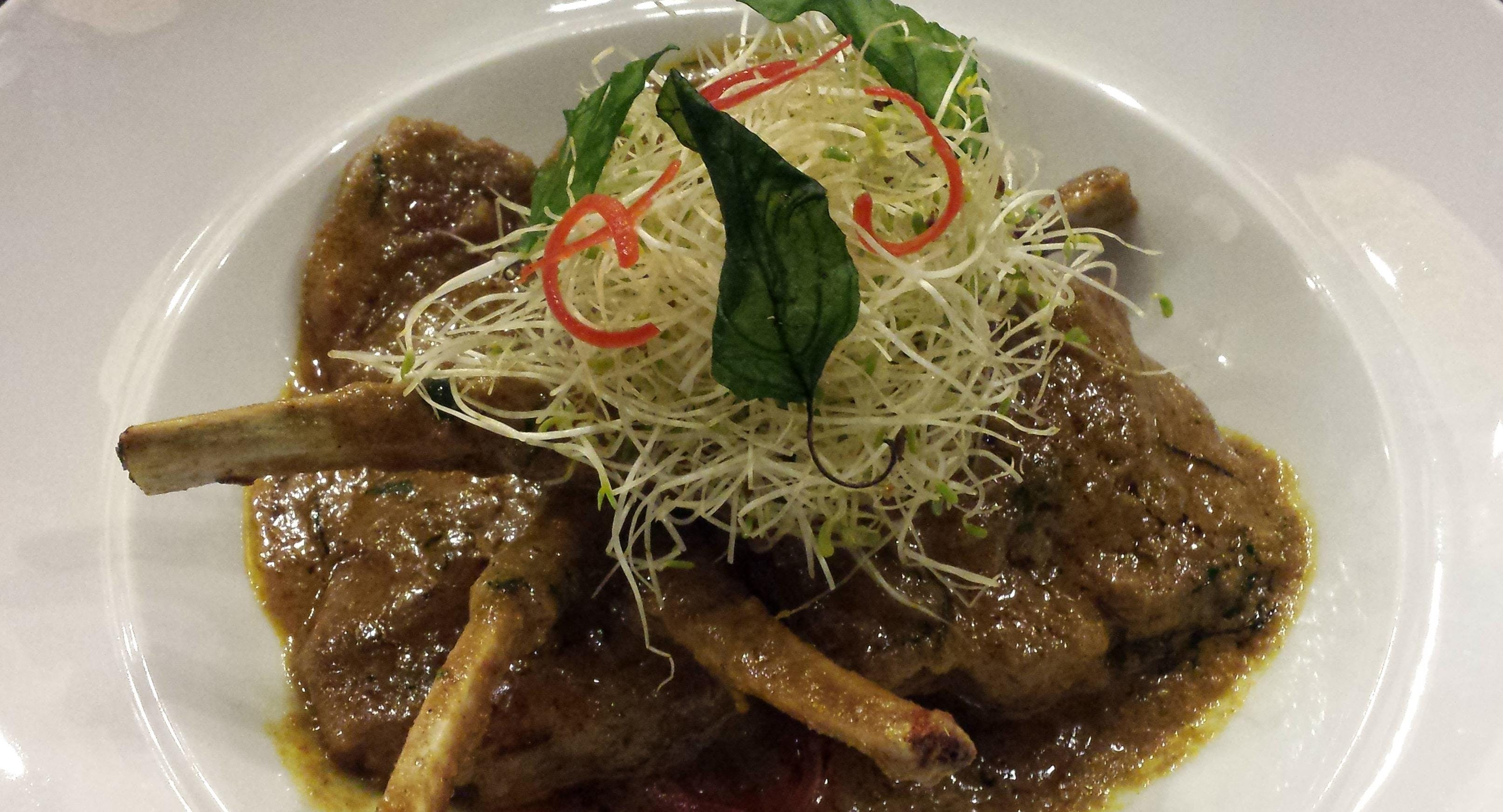 Nine Elephants Thai Restaurant