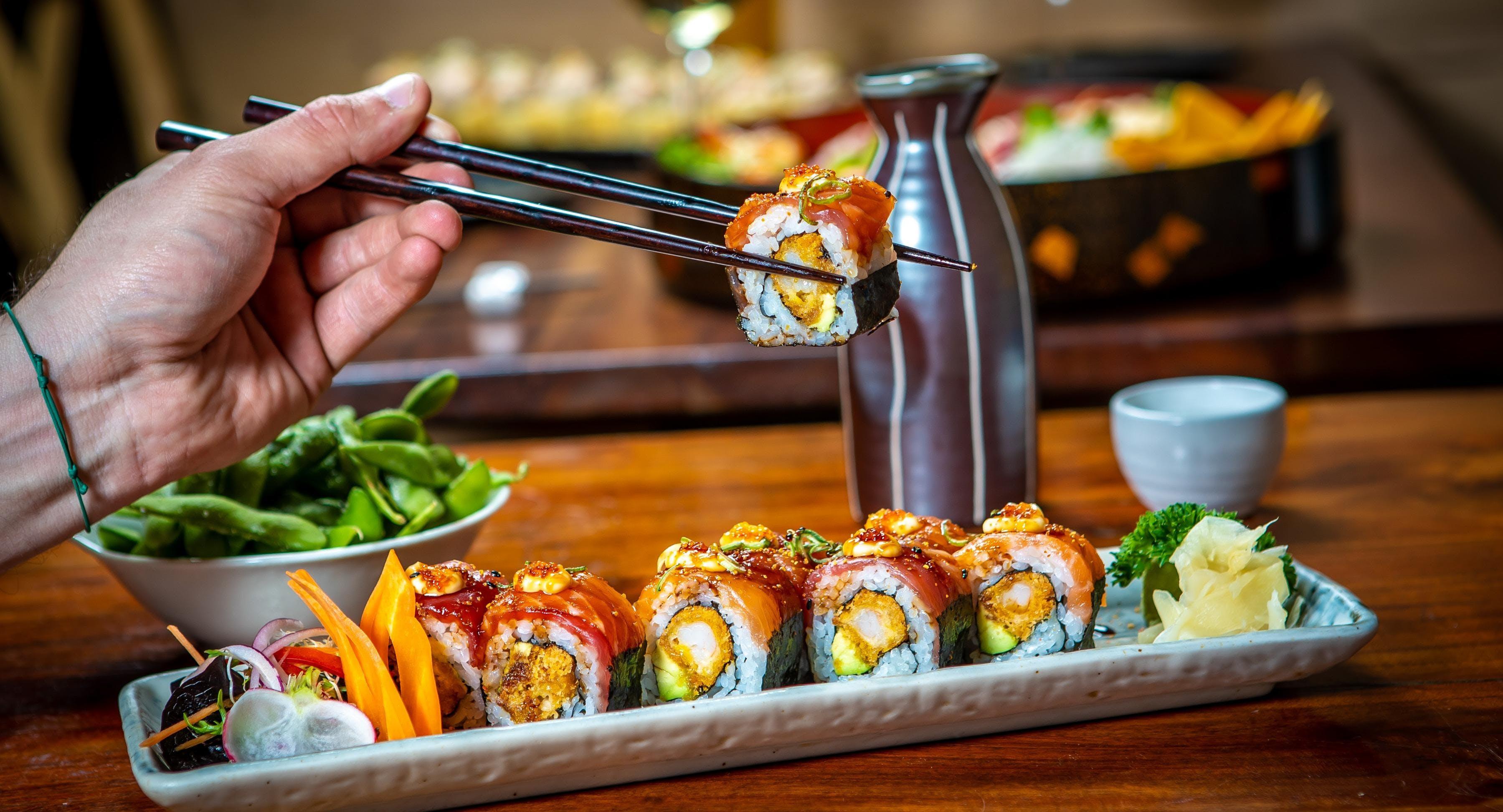 Ichika-Sushi & Asian Cuisine Melbourne image 2