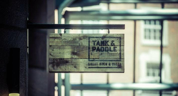 Tank & Paddle - Heddon Street