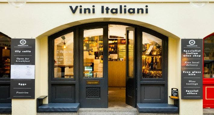 Vini Italiani - Covent Garden