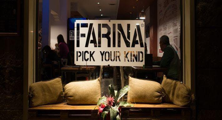 Farina Tiburtina