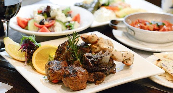 Kritamos Hellenic Cuisine
