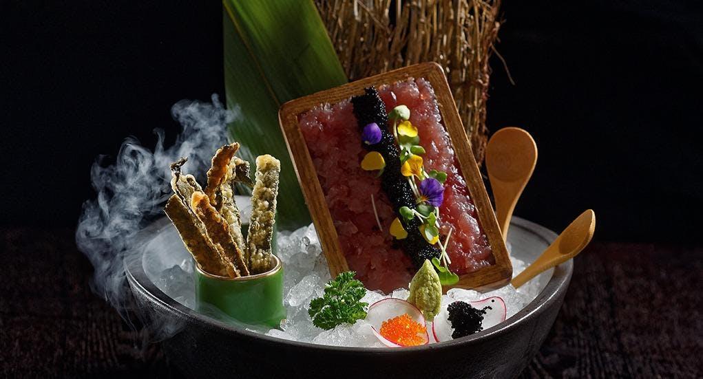 Banzai Japanese Fusion Restaurant