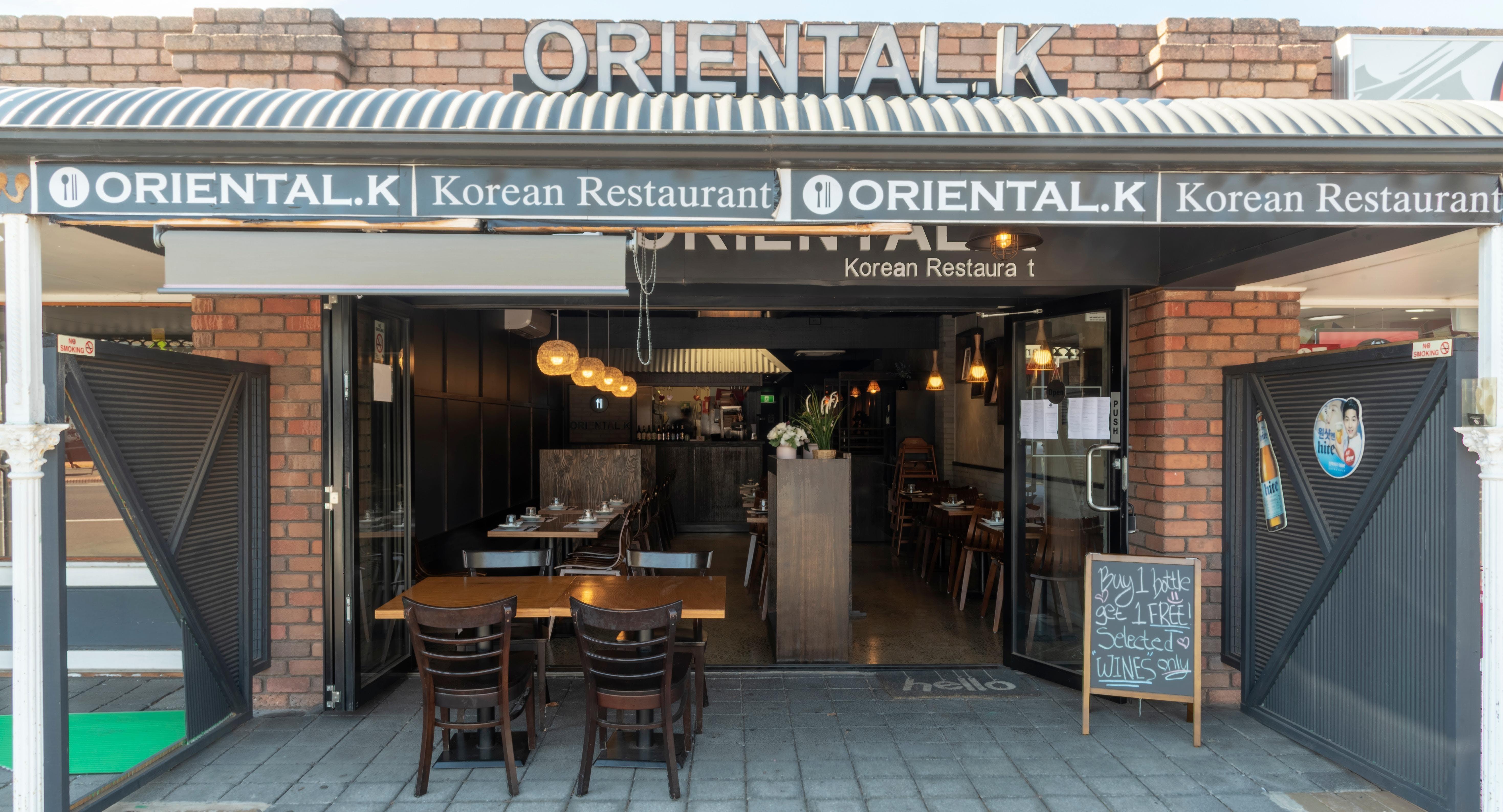 Oriental.K