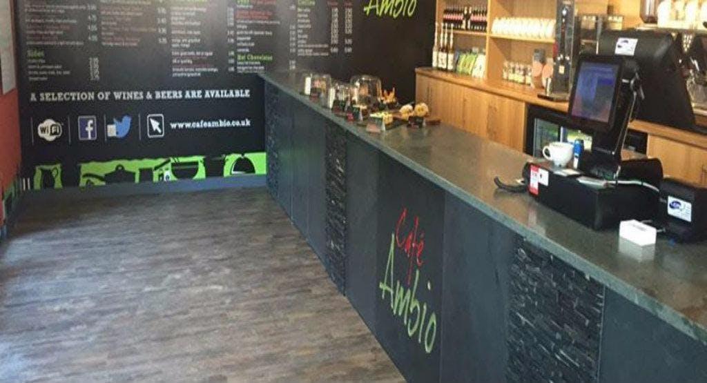 Cafe Ambio - Ings Kendal image 1