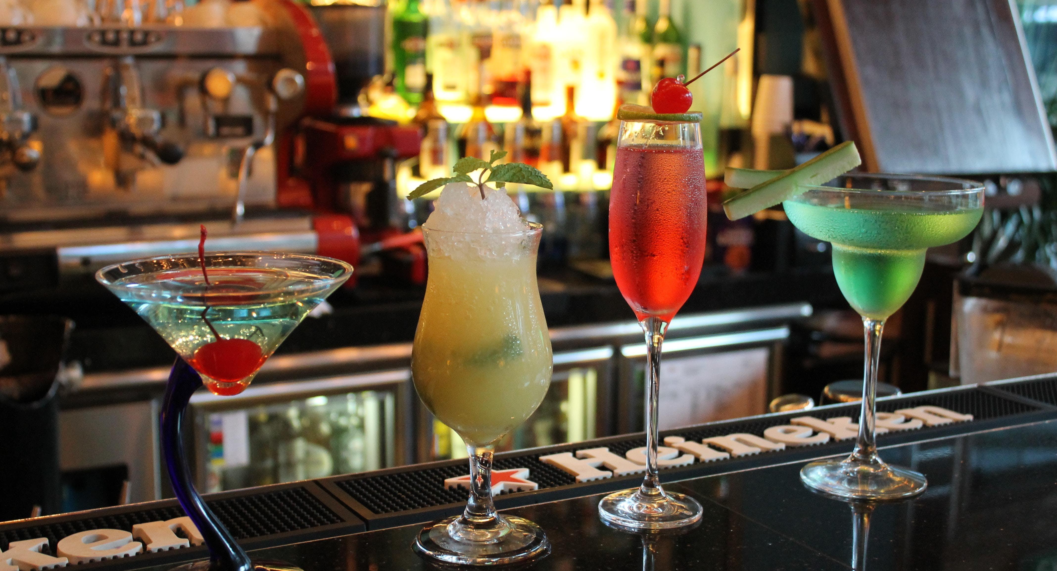 Lobby Lounge & Bar @ Holiday Inn Orchard