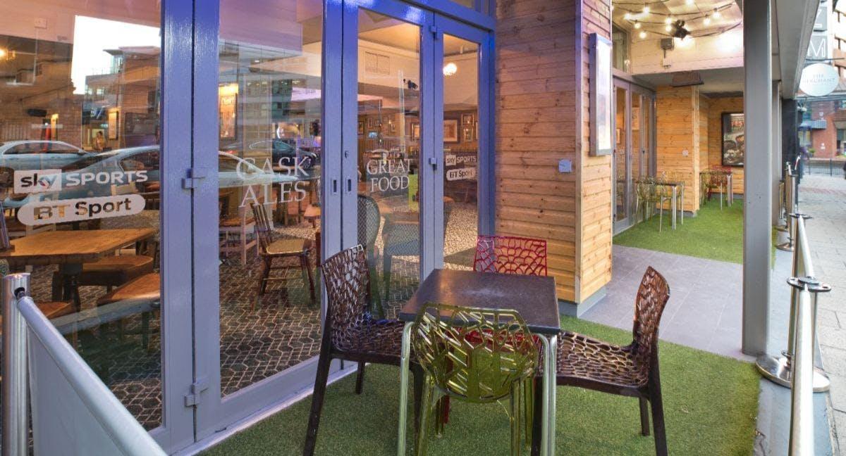Photo of restaurant The Merchant Leeds in Little London, Leeds