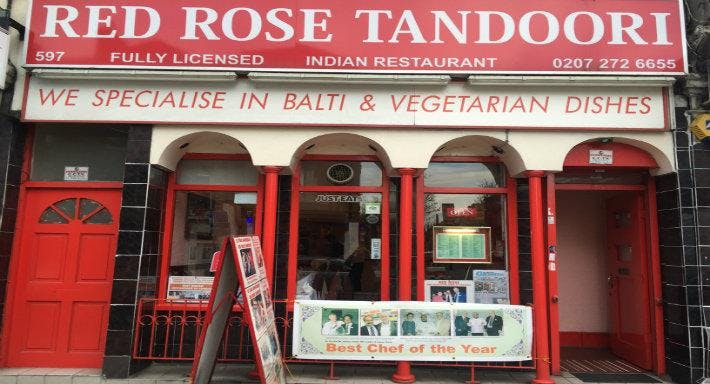 Red Rose Tandoori London image 3