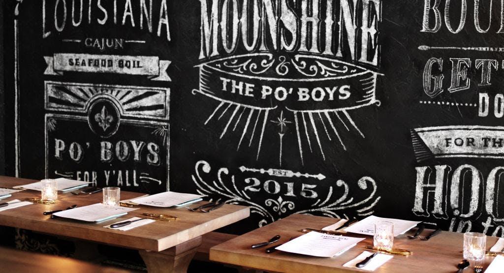 Moonshine & The Po'Boys Hong Kong image 1