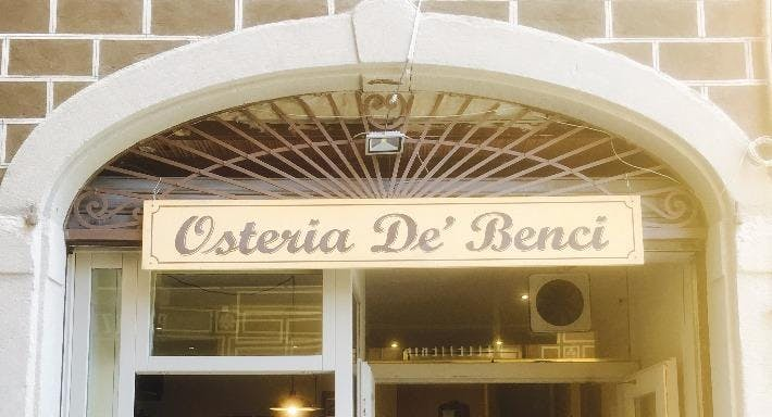 Osteria dè Benci Firenze image 2