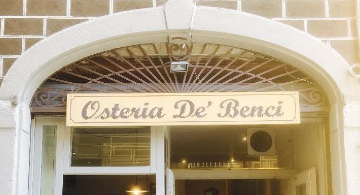 Osteria dè Benci Florence image 2