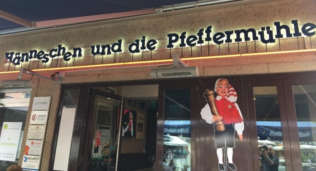 Hänneschen und die Pfeffermühle Köln image 1