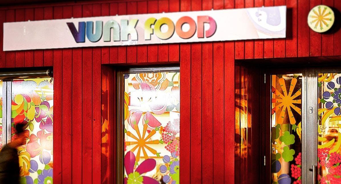 VUNK FOOD
