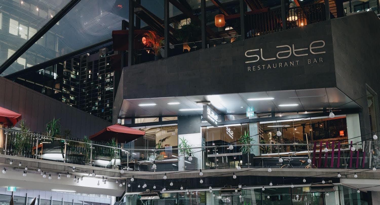 Slate Restaurant & Bar
