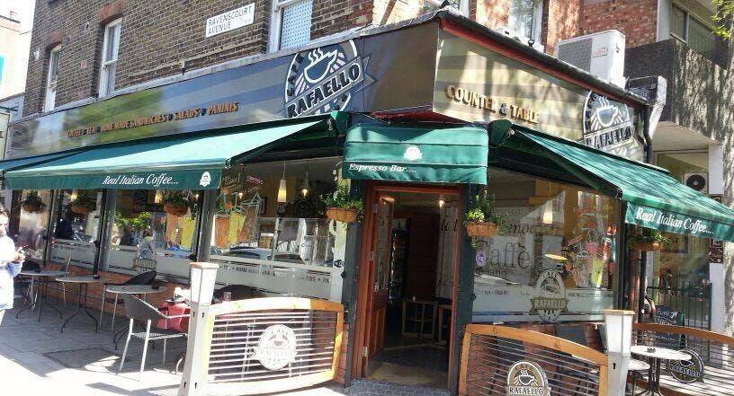 Cafe Rafaello London image 2