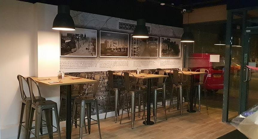 Little O's Restaurant Belfast image 2
