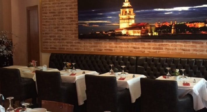 Ottoman Fish Kebap  Restaurant İstanbul image 1