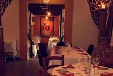 Greek Flame Taverna