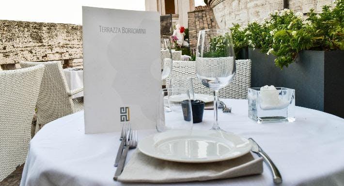 La Terrazza Borromini A Roma Centro Storico Prenota Ora