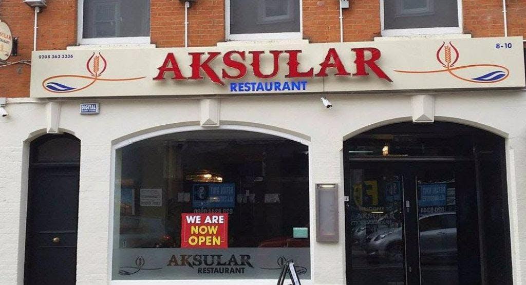 Aksular - Enfield Town