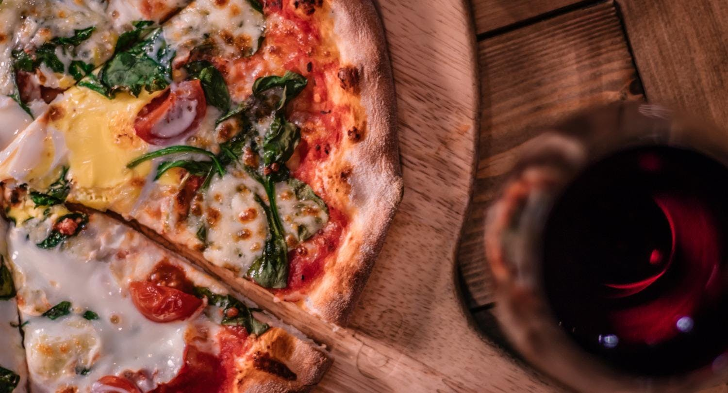Pizza X Drink Crouch End In London Stroud Green Book Online