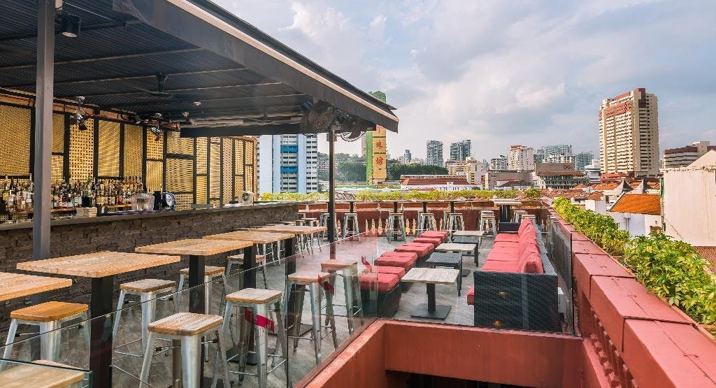Rooftop Bar at Screening Room Singapore image 1
