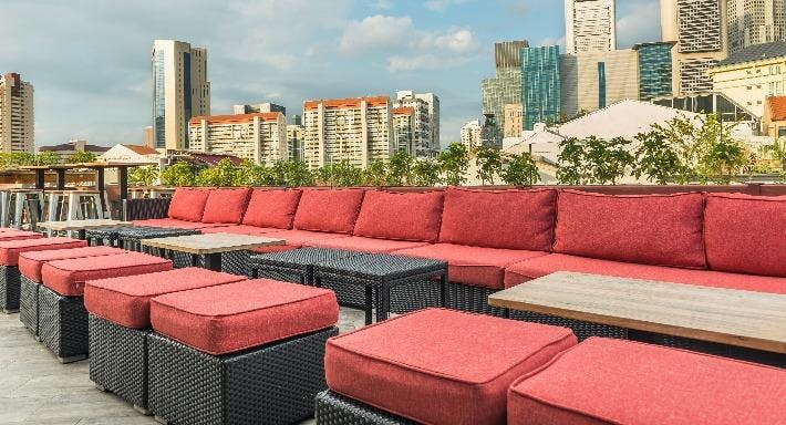 Rooftop Bar at Screening Room Singapore image 3