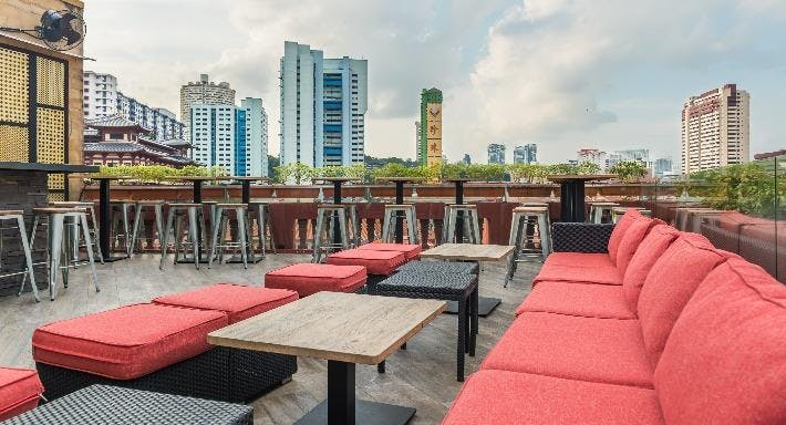 Rooftop Bar at Screening Room