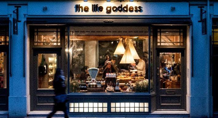 The Life Goddess, Experimental Divine