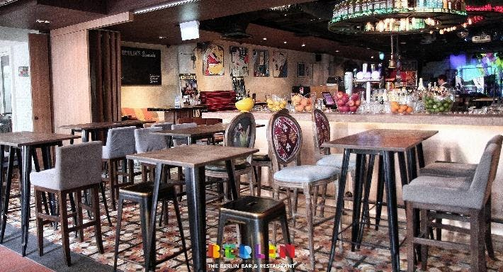 The Berlin Bar and Restaurant Singapore image 3